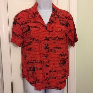 Harley-Davidson Shirt
